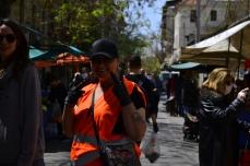 Laiki Agora, Athens, Metaxourgio, Quarantine Days 14/04/20